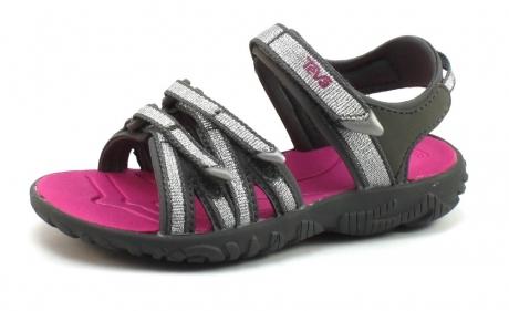 Teva sandalen Tirra Zilver TEV22
