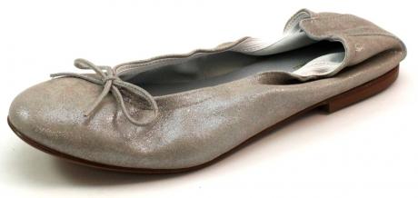 Clic ballerina's 7290 Taupe CLI95