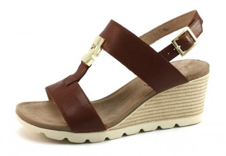 Caprice 9-28307-22 sandalen Beige - Khaki CAP22