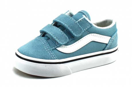 Vans Old Skool V Licht blauw VAN08