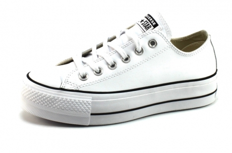 Image of Converse Platform Sneaker Wit Cnn88