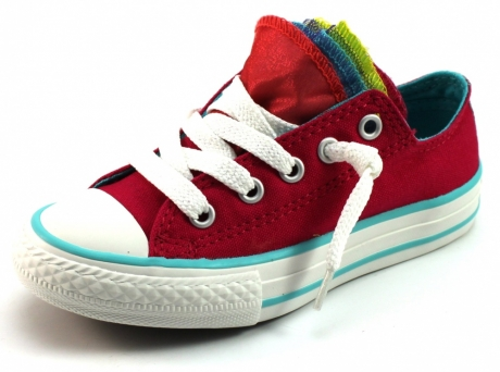 Converse All Stars sneakers 647672C Rood CON59