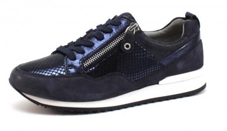 Image of Caprice 9-23600-22 Sneaker Blauw Cap20