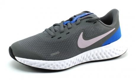 Nike Revolution 5 (GS) Grijs NIK28