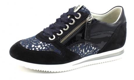 Image of Dlsport 3850 Sneaker Blauw Dls13