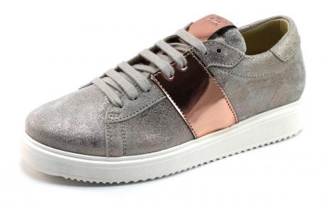 Clic 9183 kinder sneaker Beige / Khaki CLI08