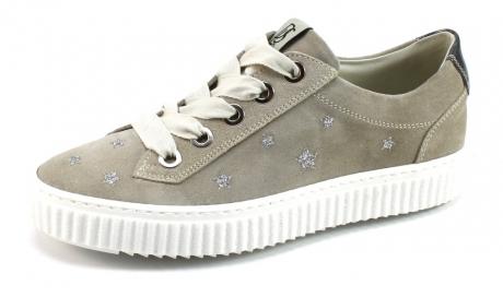 Image of Dlsport 3876 Sneaker Beige / Khaki Dls10