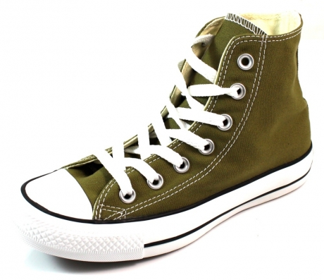 Converse hoge sneakers All Star High Olive ALL89