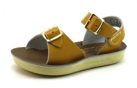 Salt Water Sandals Surfer Ochre, Geel SAL11