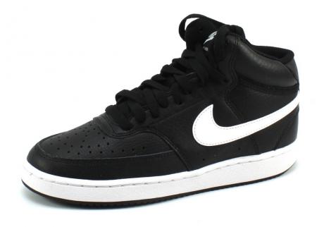 Nike Wmns Nike Court Vision Zwart NIK16