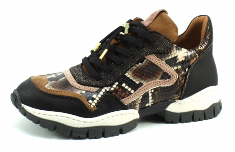 Via Vai 5305039 sneaker Cognac VIA70
