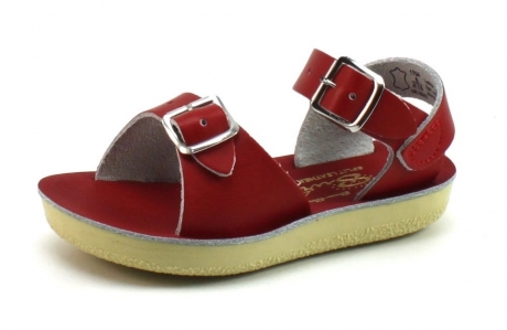 Salt Water Sandals Surfer Rood SAL09