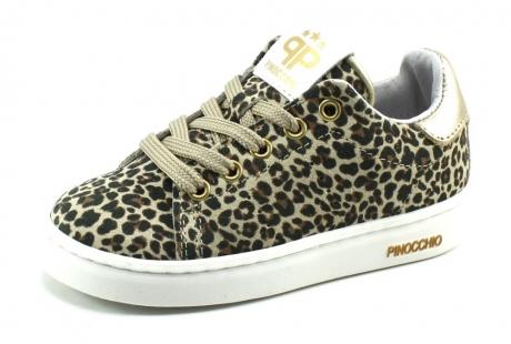 Pinocchio P1777 Beige leopardo Panter - Pyton PIN28