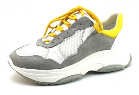 Image of Monshoe 652.81 Sneaker Grijs Cho56