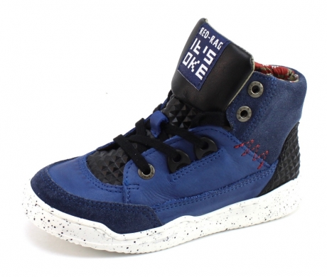 Image of Red Rag 15483 Sneaker Blauw Red92
