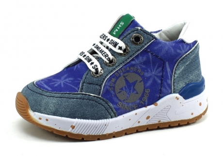Shoesme ST20S005 trainers Blauw SHO08