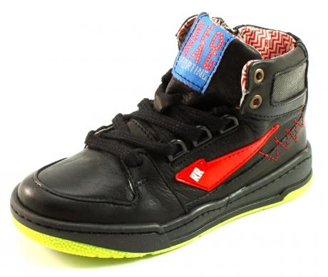 Red Rag 13061 sneakers Zwart RED22