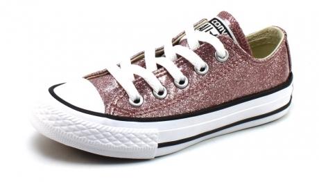 Converse All Stars lage sneaker kids Roze CNN74
