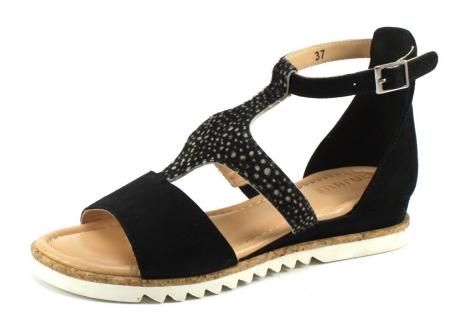 Op Penny Blossoms (fashionbabes vinden hier de beste online shops) is alles over accessoires te vinden: waaronder schoenen en specifiek Maruti Belita Zwart MAR37 van de online shop Stoute Schoenen