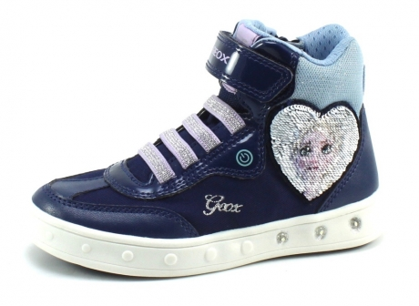 Geox J Skylin frozen Blauw GEO84