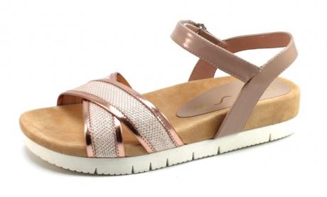Unisa Cobol sandaal Roze UNI20