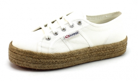 Superga sneakers 2730 Cotropew Wit SUP16