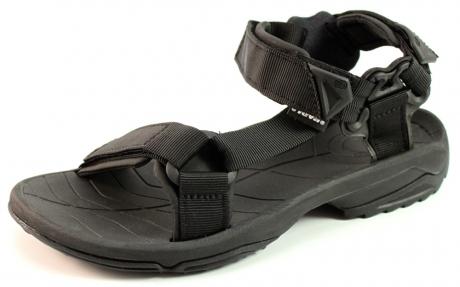 Teva Terra Fi Chaussures Noires Pour Les Hommes kZrGjv9c