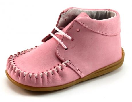 Bardossa babyschoenen Kimba Roze BAR09