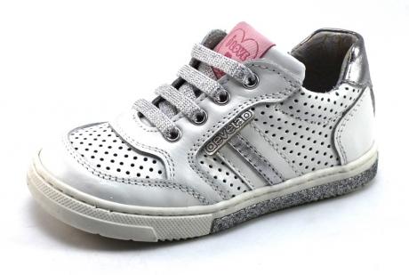 Image of Develab 44124 Sneaker Wit Dev50