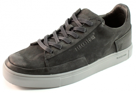 Image of Blackstone Km01 Veterschoenen Zwart Bla89