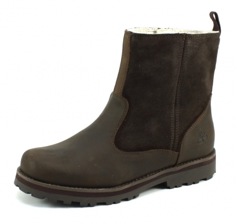 Timberland Courma kid Dark Brown Bruin TIM55