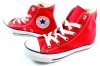 Converse All Stars High kinder sneakers  Rood ALL21
