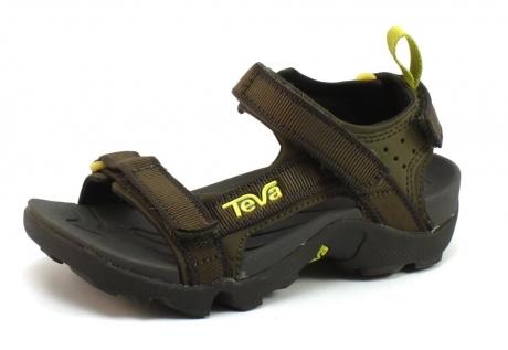 Teva Tanza Zwart TEV52