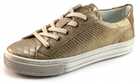 Image of Shoecolate Sneakers 65261252 Goud Cho15
