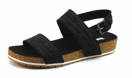 Timberland Malibu Waves sandal Zwart TIM18