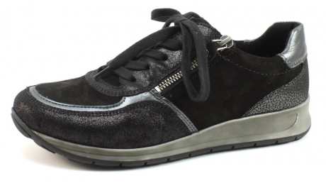 Image of Ara 12-44565 Sneaker Zwart Ara16