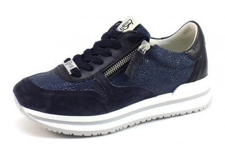 DLSport 3863 sneaker Blauw DLS20