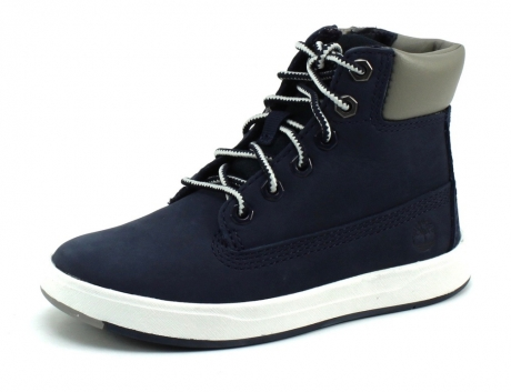 Timberland Davis Square 6in Zip Blauw TIM54