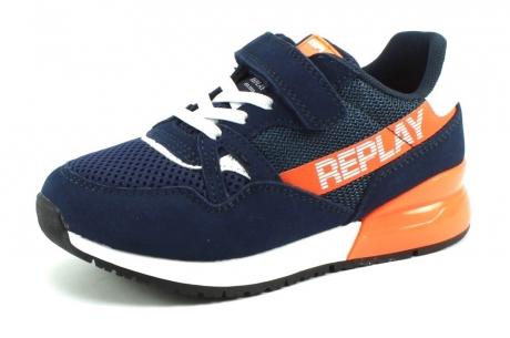 Replay Glazov Blauw REP42