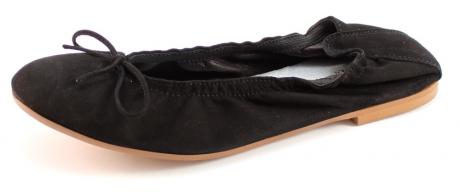 Clic ballerina's 7290 Zwart CLI81