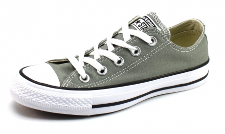 Image of Converse Lage Sneakers All Stars Ox Olive Cnn67