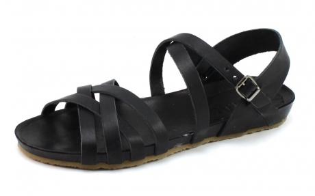 Red Rag 79160 sandalen Zwart RED15