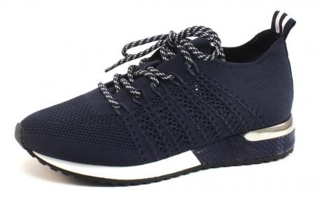 Image of La Strada 1802649 Sneaker Blauw Las48