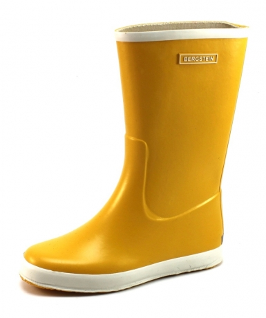 Image of Bergstein Rainboot Women Ochre, Geel Ber32