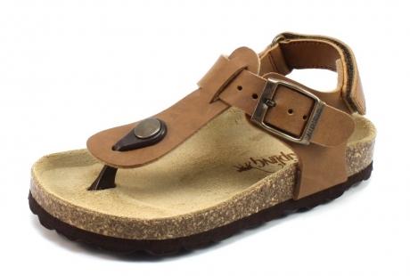 Kipling Juan 3A sandal Cognac KIP01