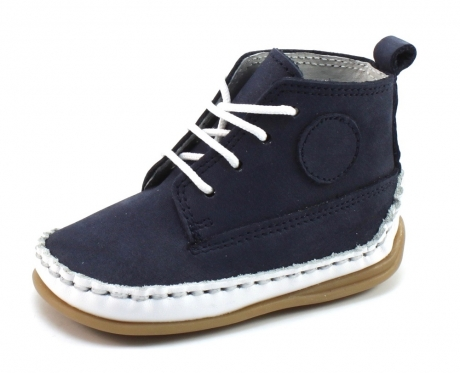 Bardossa Stone-flex babyschoenen Blauw BAR93