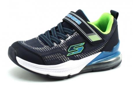 Skechers 97743L sneaker Blauw SKE90