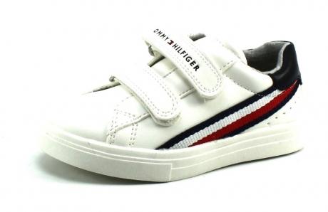 Tommy Hilfiger T1B4-30699 sneaker Wit TOM43