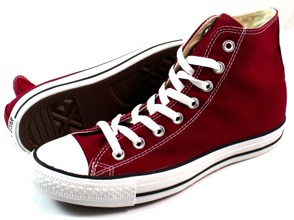Converse All Stars Bordeaux Rood