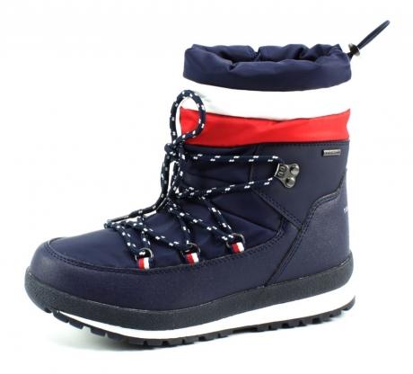 Tommy Hilfiger snowboot T1B6-30536 Blauw TOM25